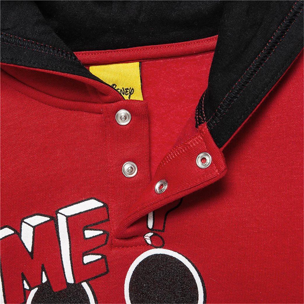 """Αlouette παιδικό σετ μπλούζα με τύπωμα """"Mickey Mouse"""" και παντελόνι  (18 μηνών-8 ετών) 3"""
