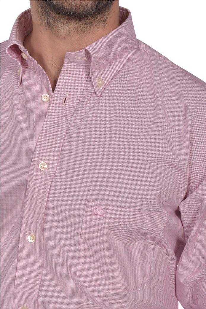 Dur ανδρικό πουκάμισο ριγέ button down Regular fit 1