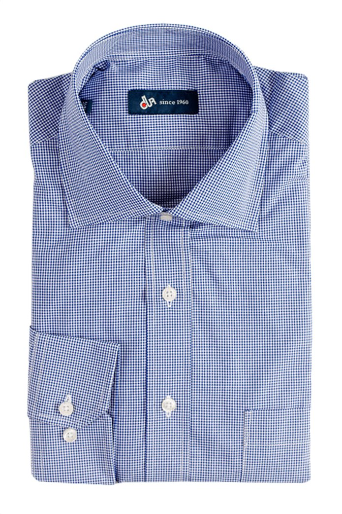 Dur ανδρικό πουκάμισο με μικρό καρό 0
