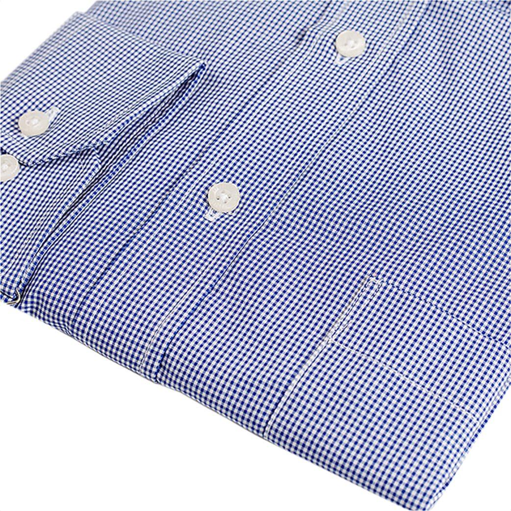 Dur ανδρικό πουκάμισο με μικρό καρό 2