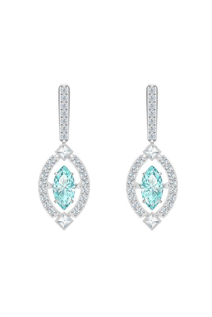 Swarovski Sparkling Dance Pierced Earrings, Rhodium plated 0