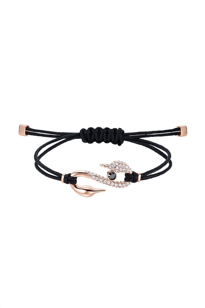 Swarovski Power Collection Hook Bracelet, Rose-gold tone plated 0