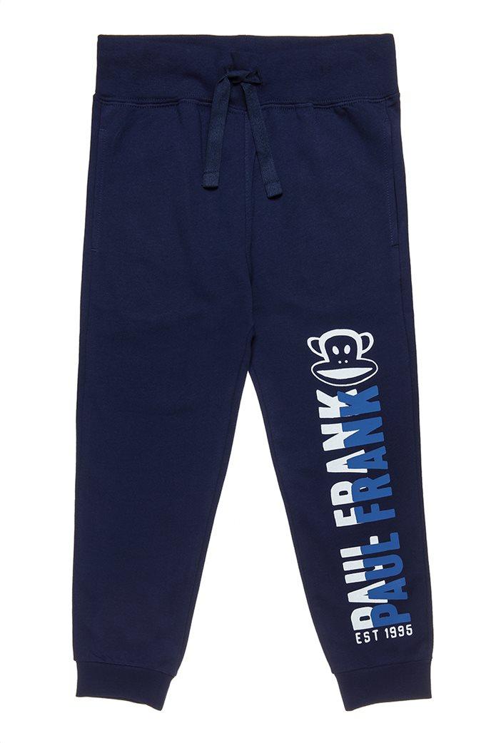 Αlouette Paul Frank παιδικό παντελόνι φόρμας slim fit με τύπωμα (6-14 ετών) 0