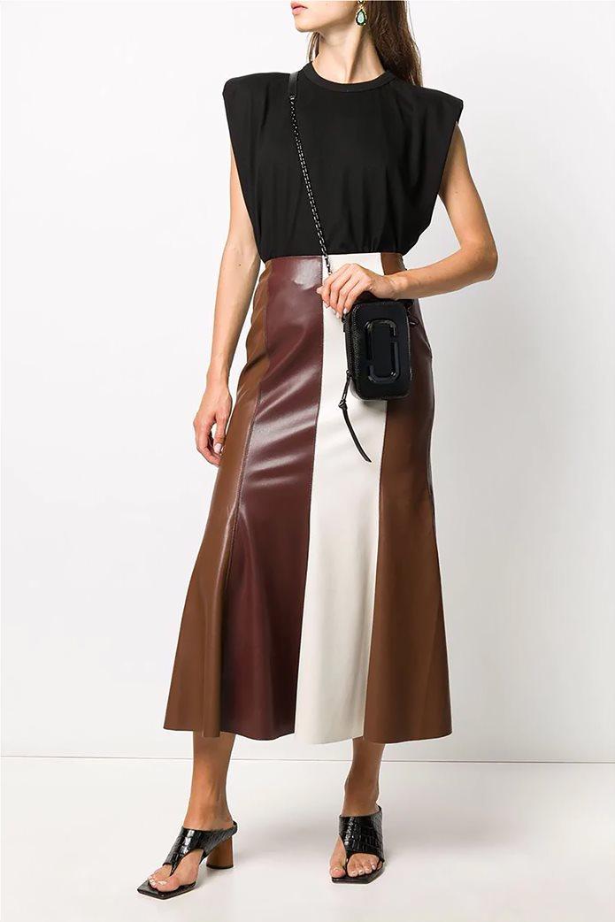 """Marc Jacobs γυναικείο δερμάτινο mini bag """"The Hot Shot"""" Μαύρο 1"""