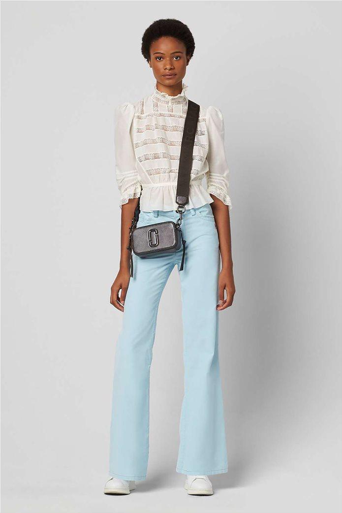 """Marc Jacobs γυναικείο δερμάτινο mini bag """"Snapshot Dtm"""" Ανθρακί 1"""