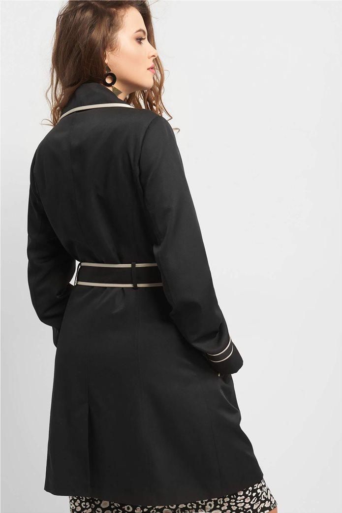 Orsay γυναικεία καπαρτίνα με διακοσμητικό ρέλι 2
