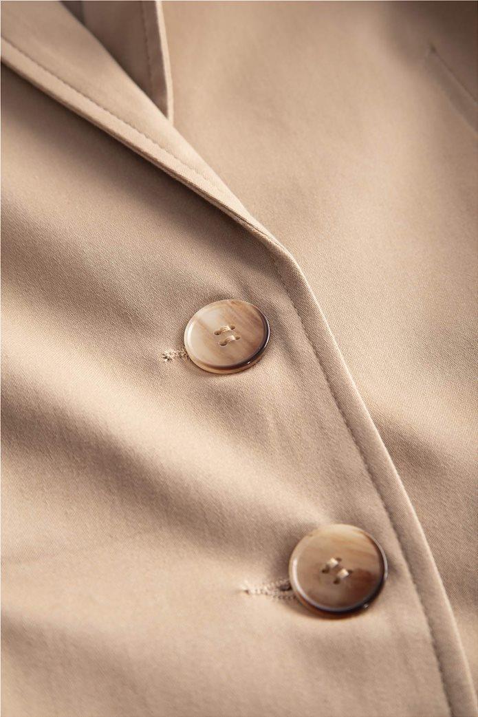 Orsay Γυναικείο σακάκι μονόχρωμο δίκουμπο 3