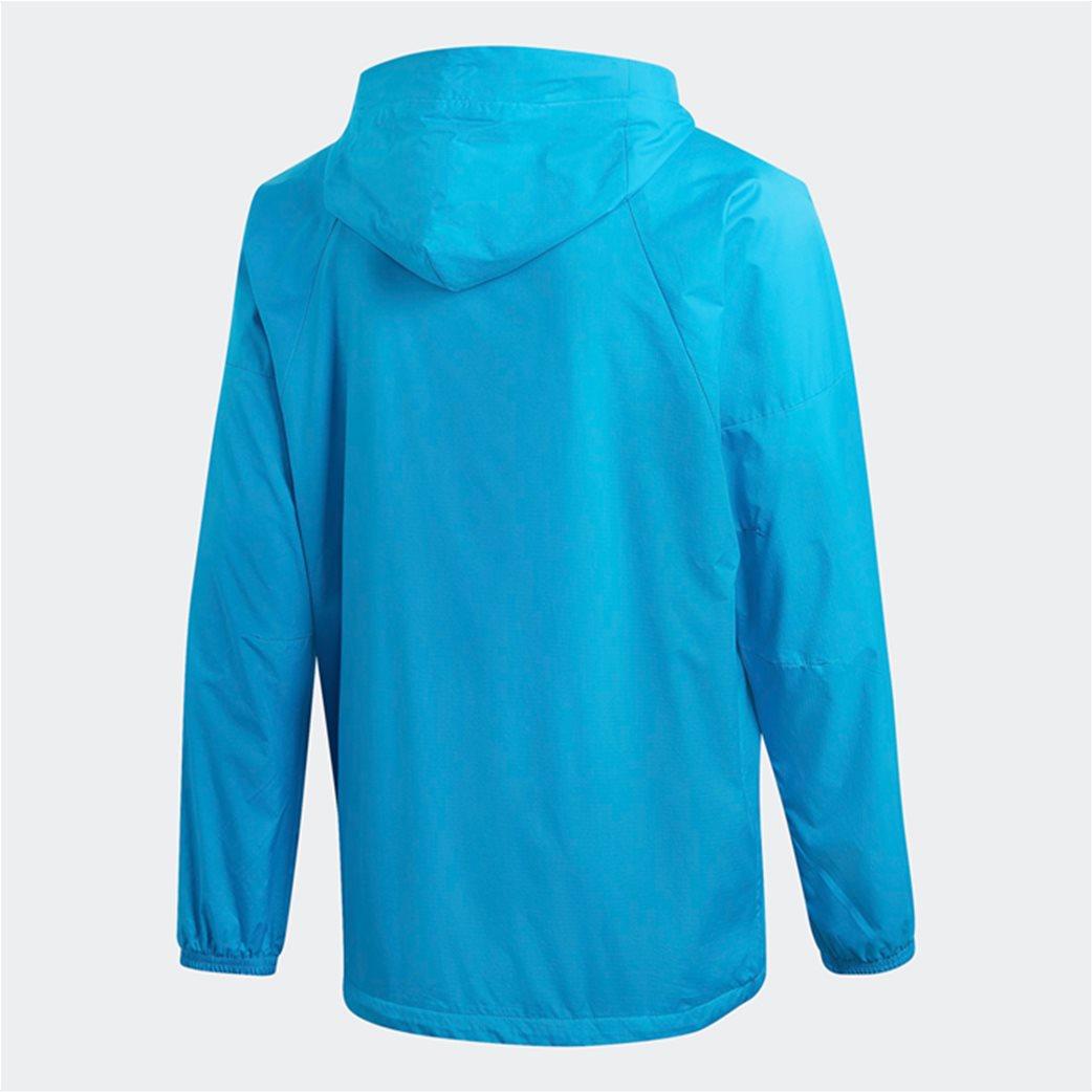 Adidas ανδρικό jacket με κουκούλα  ID WND Jacket Fleece-Lined 6