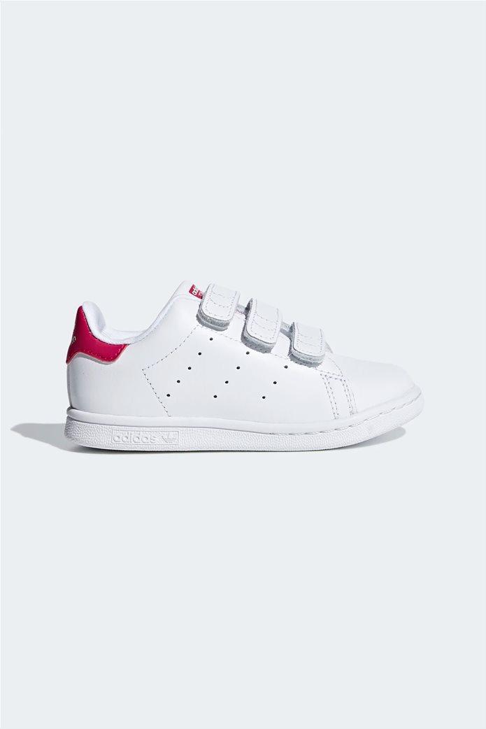 Adidas βρεφικά αθλητικά παπούτσια  Stan Smith Λευκό 0