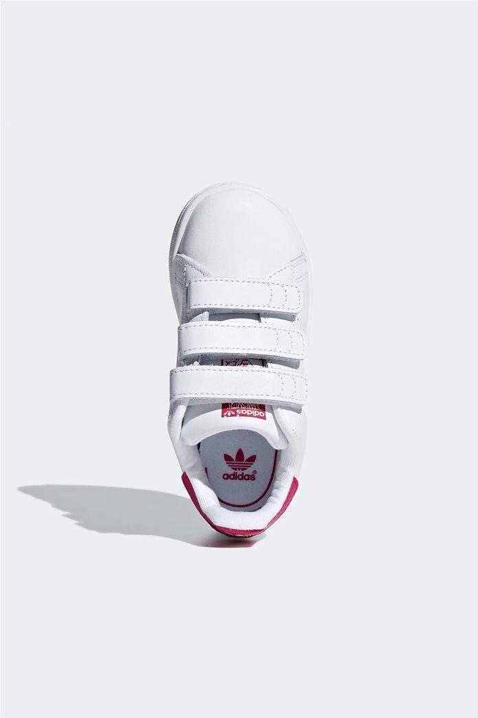 Adidas βρεφικά αθλητικά παπούτσια  Stan Smith Λευκό 1