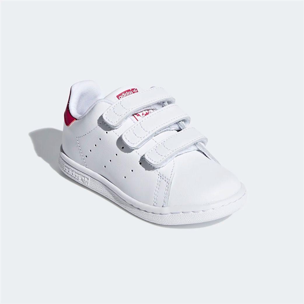 Adidas βρεφικά αθλητικά παπούτσια  Stan Smith Λευκό 3