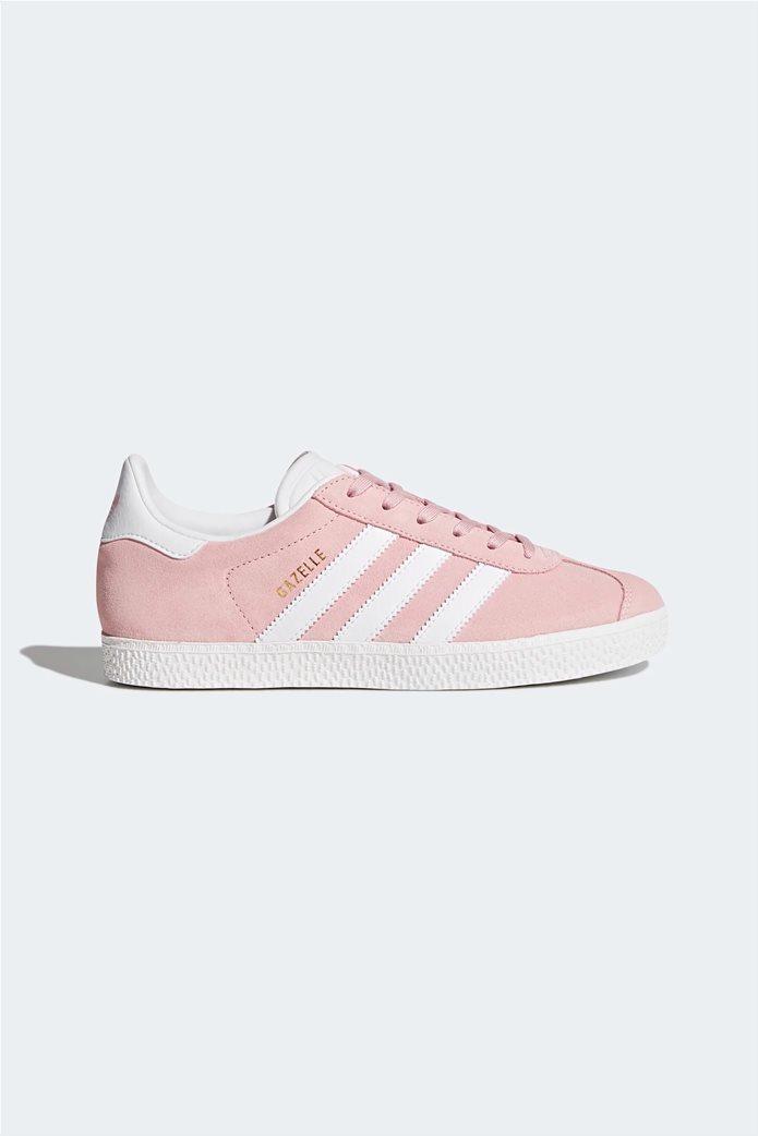 Adidas παιδικά αθλητικά παπούτσια με κορδόνια Gazelle 0