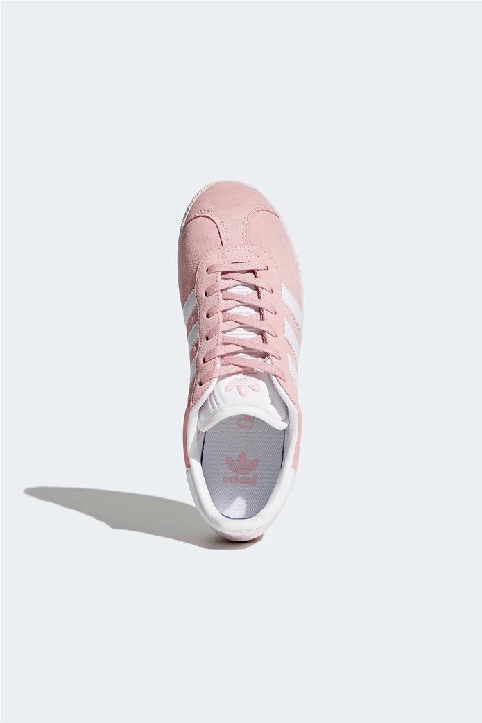 Adidas παιδικά αθλητικά παπούτσια με κορδόνια Gazelle 1