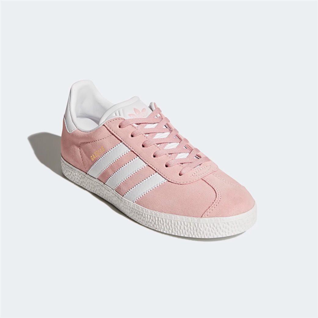 Adidas παιδικά αθλητικά παπούτσια με κορδόνια Gazelle 3