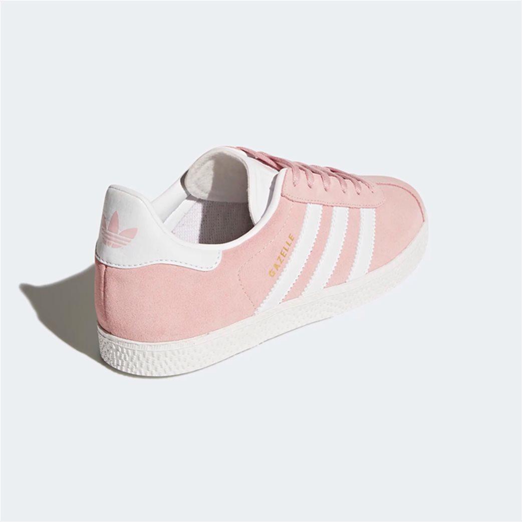 Adidas παιδικά αθλητικά παπούτσια με κορδόνια Gazelle 4