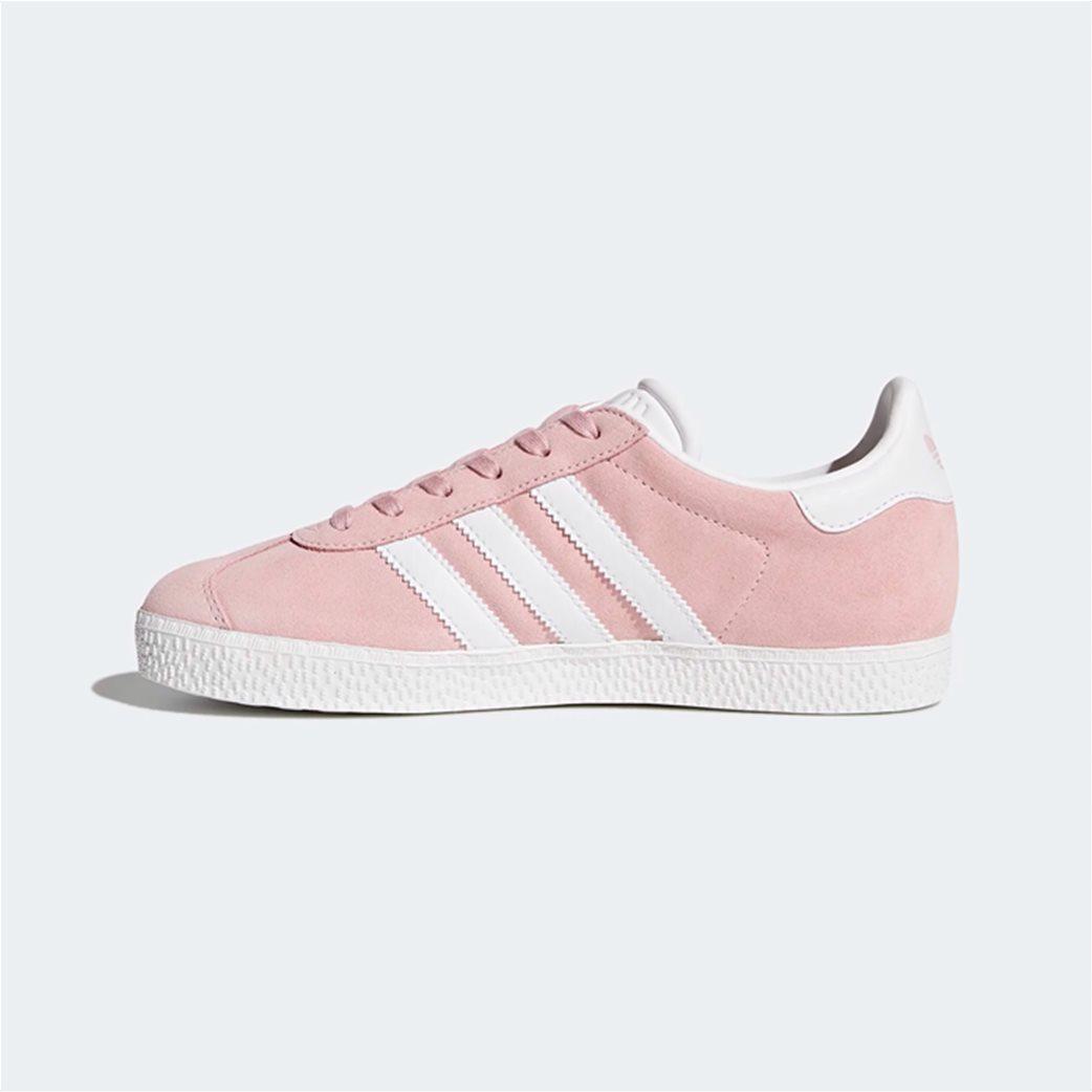 Adidas παιδικά αθλητικά παπούτσια με κορδόνια Gazelle 5