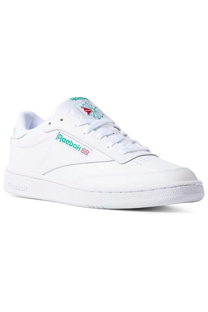 "Reebok ανδρικά αθλητικά παπούτσια ""Club C 85"" Λευκό 0"