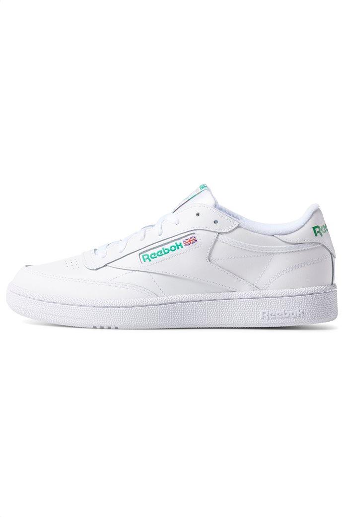 "Reebok ανδρικά αθλητικά παπούτσια ""Club C 85"" Λευκό 1"