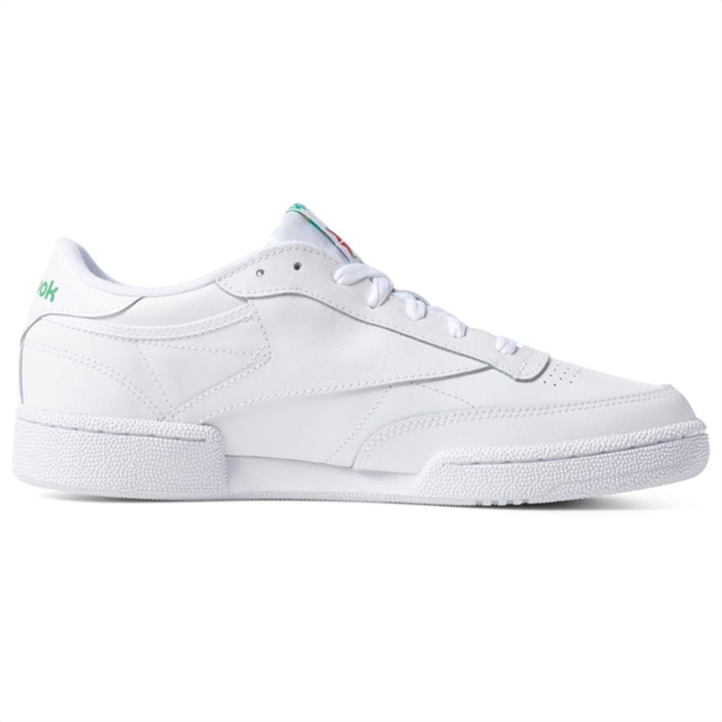 "Reebok ανδρικά αθλητικά παπούτσια ""Club C 85"" Λευκό 2"