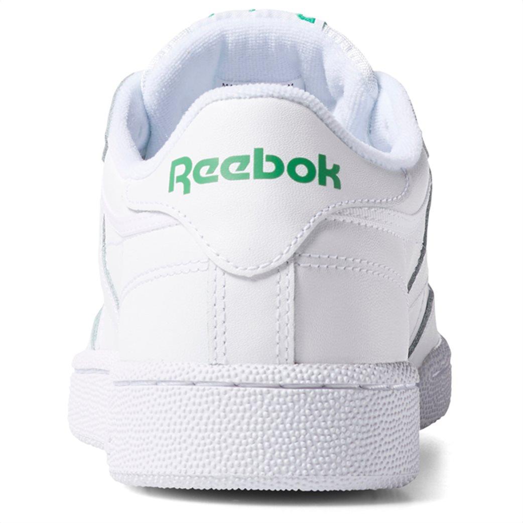 "Reebok ανδρικά αθλητικά παπούτσια ""Club C 85"" Λευκό 3"