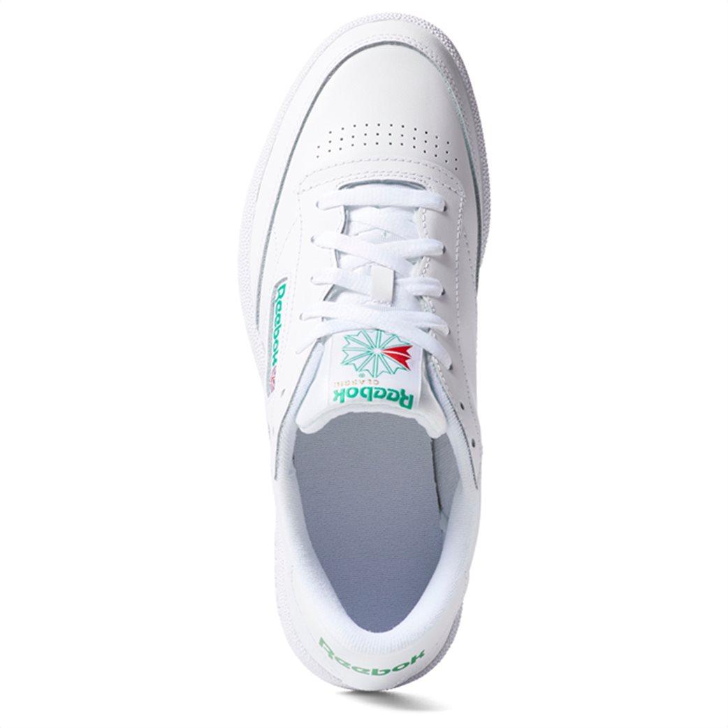 "Reebok ανδρικά αθλητικά παπούτσια ""Club C 85"" Λευκό 5"