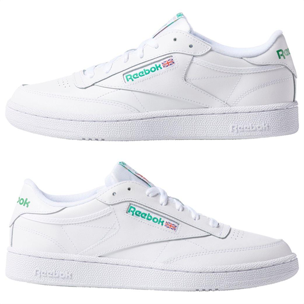 "Reebok ανδρικά αθλητικά παπούτσια ""Club C 85"" Λευκό 6"