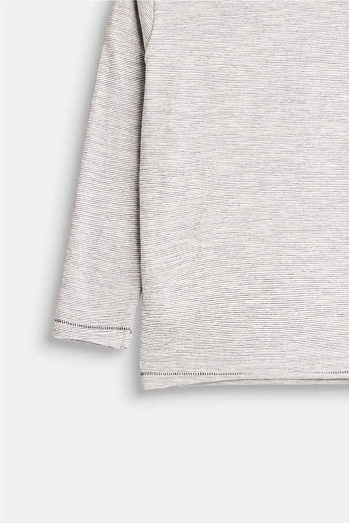 Esprit παιδικό μακρυμάνικο μπλουζάκι με logo print 1