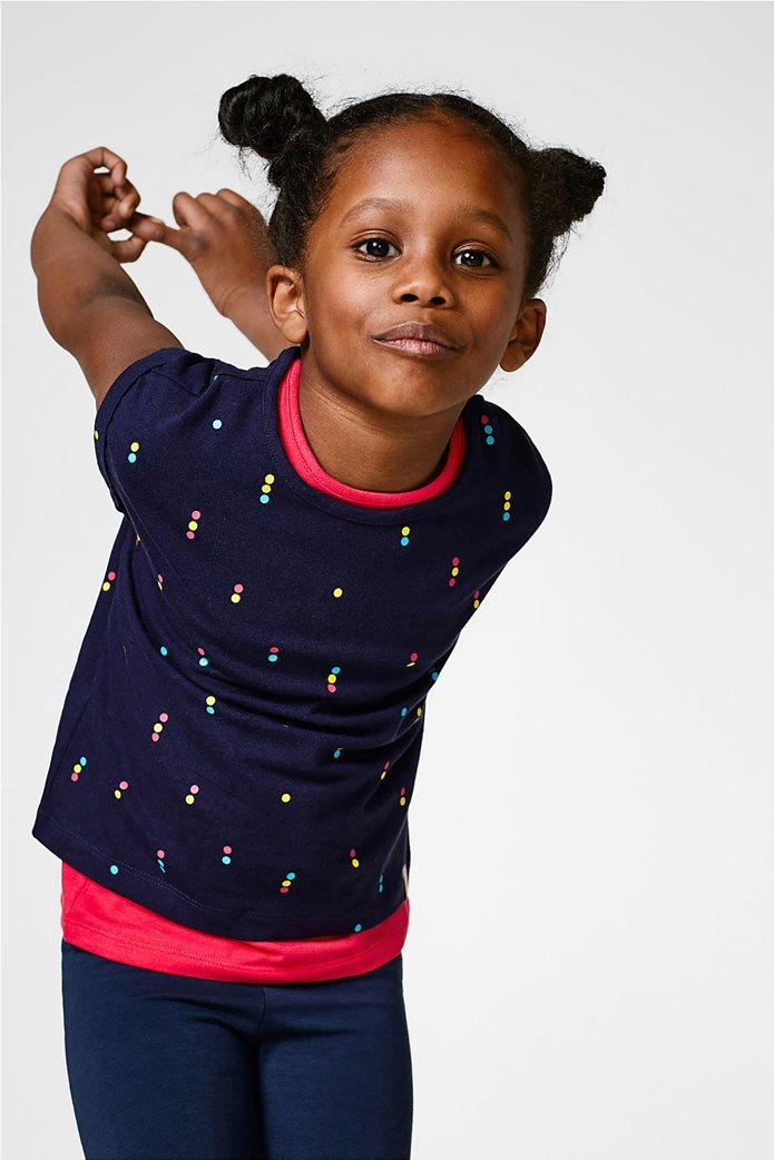Παιδικό T-shirt layer με print (2-9 ετών) Esprit 0