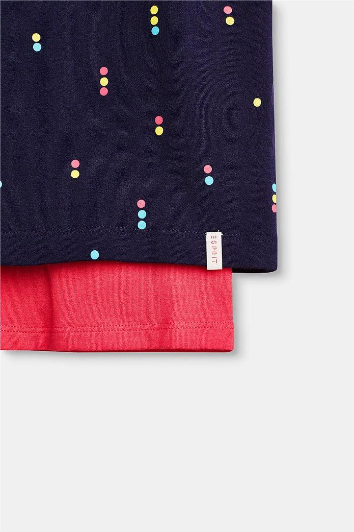 Παιδικό T-shirt layer με print (2-9 ετών) Esprit 3