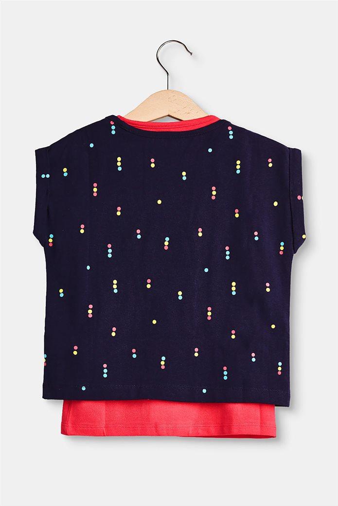 Παιδικό T-shirt layer με print (2-9 ετών) Esprit 4