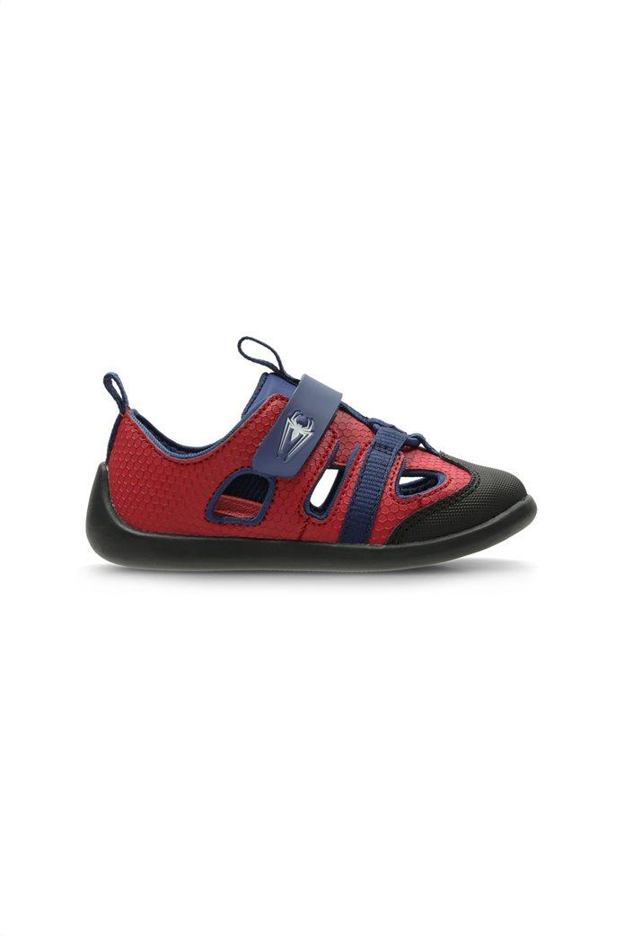 "Clarks παιδικά παπούτσια ""Play Spider T"" Κόκκινο 0"