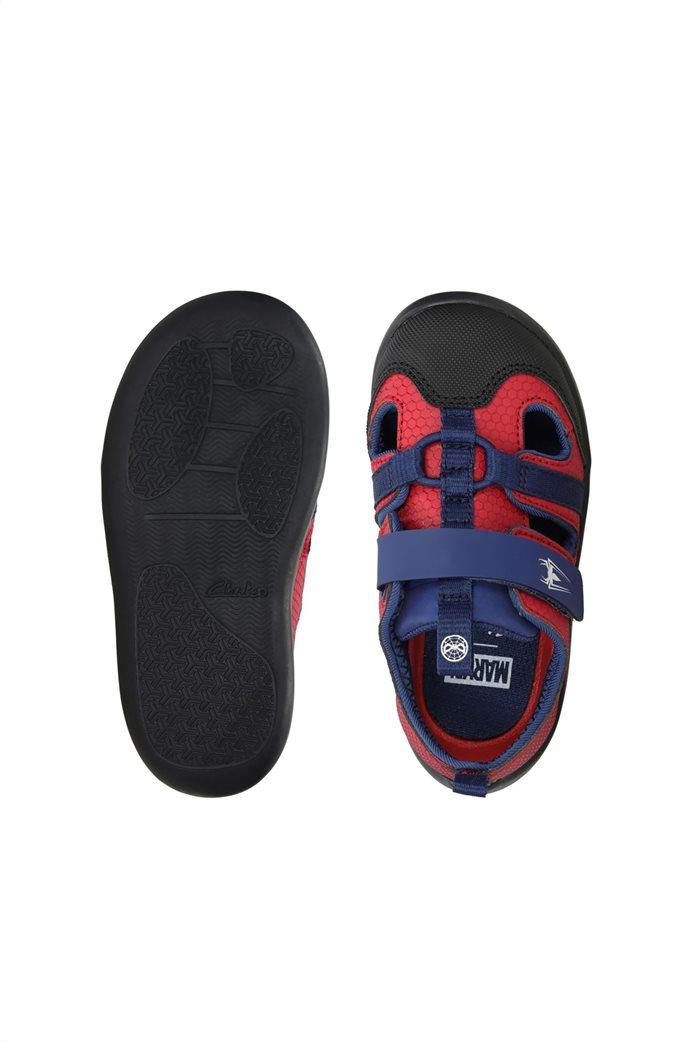 "Clarks παιδικά παπούτσια ""Play Spider T"" Κόκκινο 3"