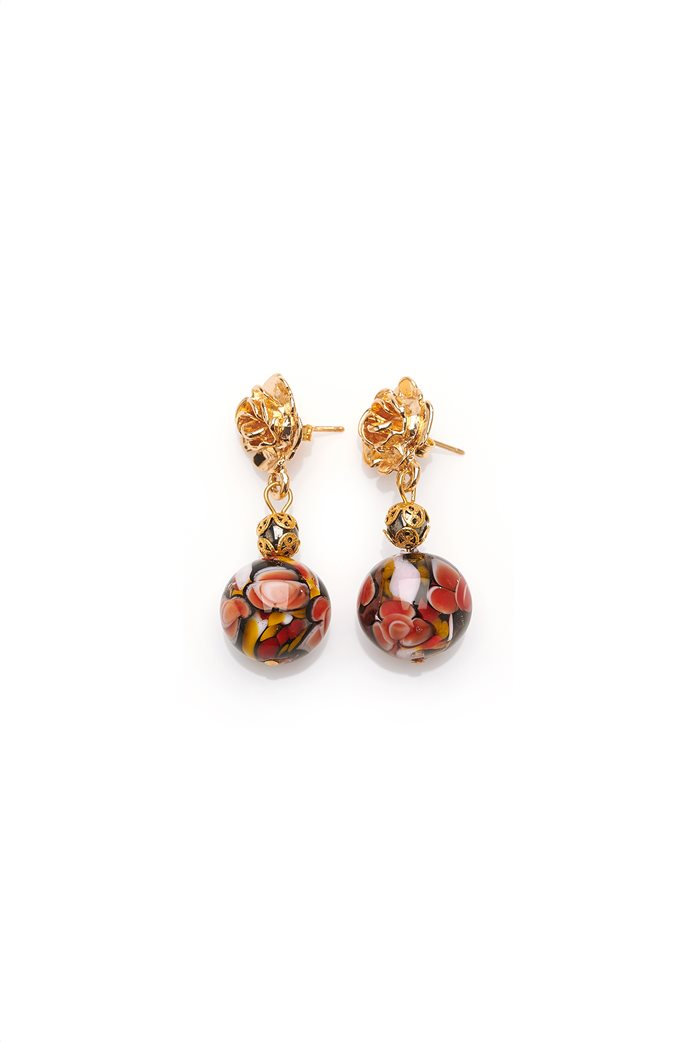 Antica Murrina γυναικεία σκουλαρίκια Top Crystallized Blossom 0