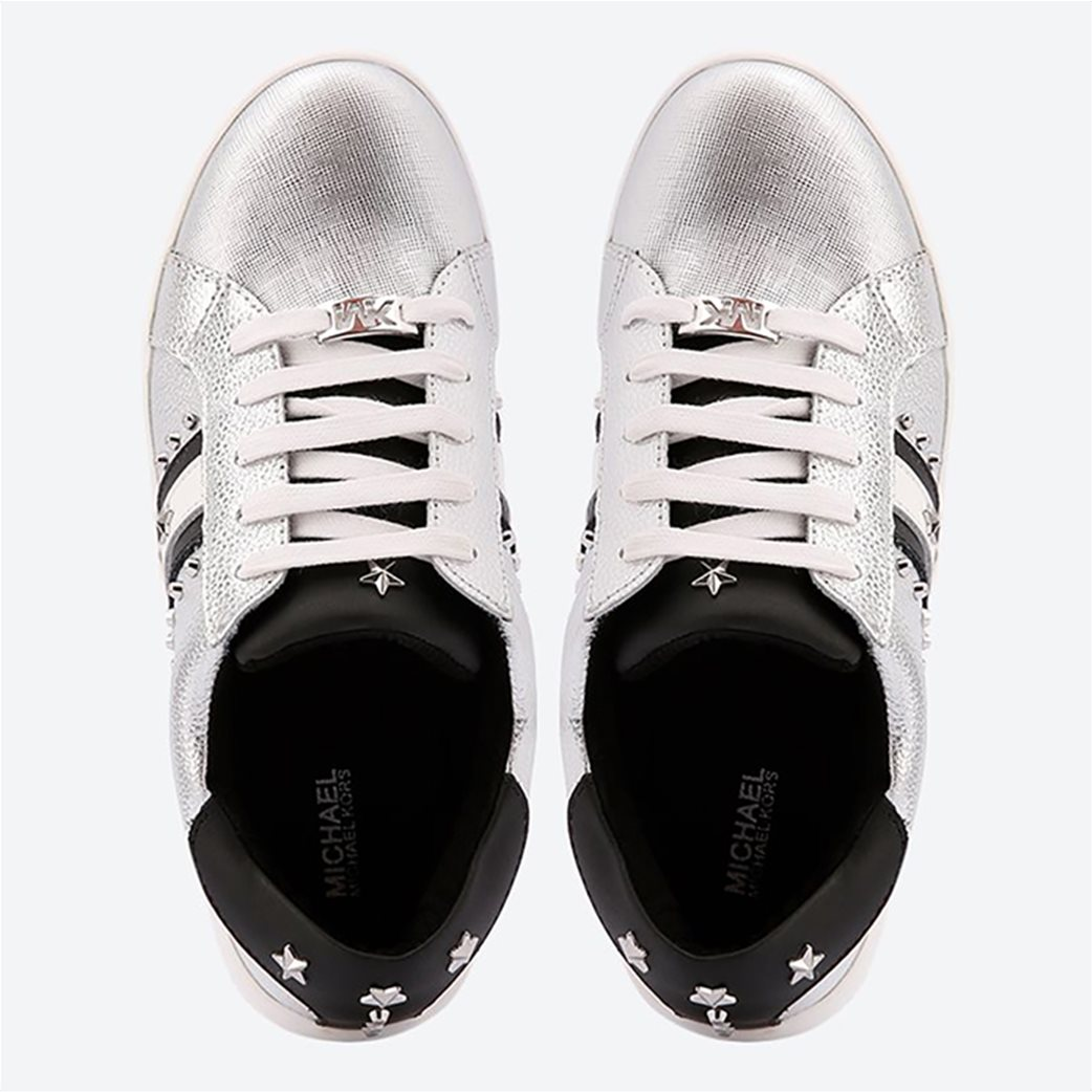 Michael Kors παιδικά sneakers με αστέρια Zia Ivy Starry 4