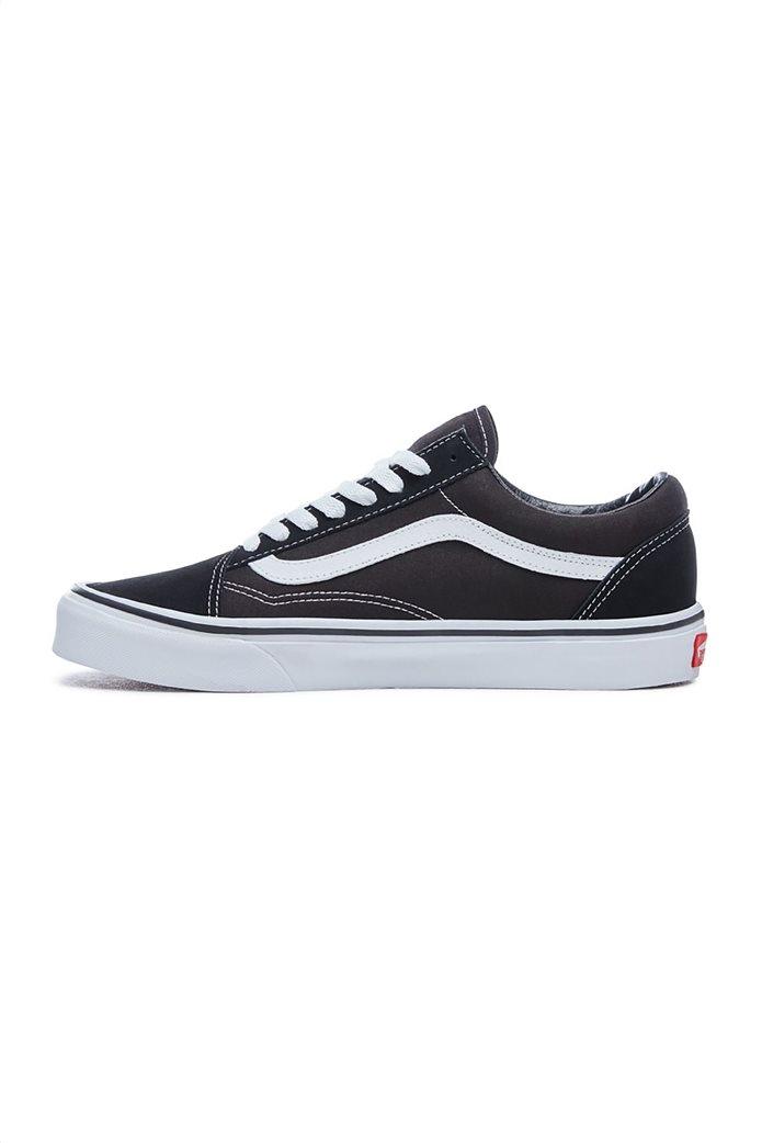 Vans unisex sneakers με κορδόνια Old Skool Μαύρο 1