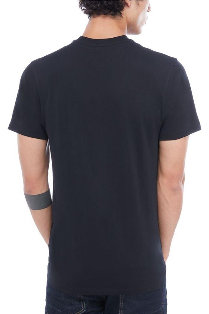 Vans ανδρικό T-shirt με λογότυπο OTW Μαύρο 1