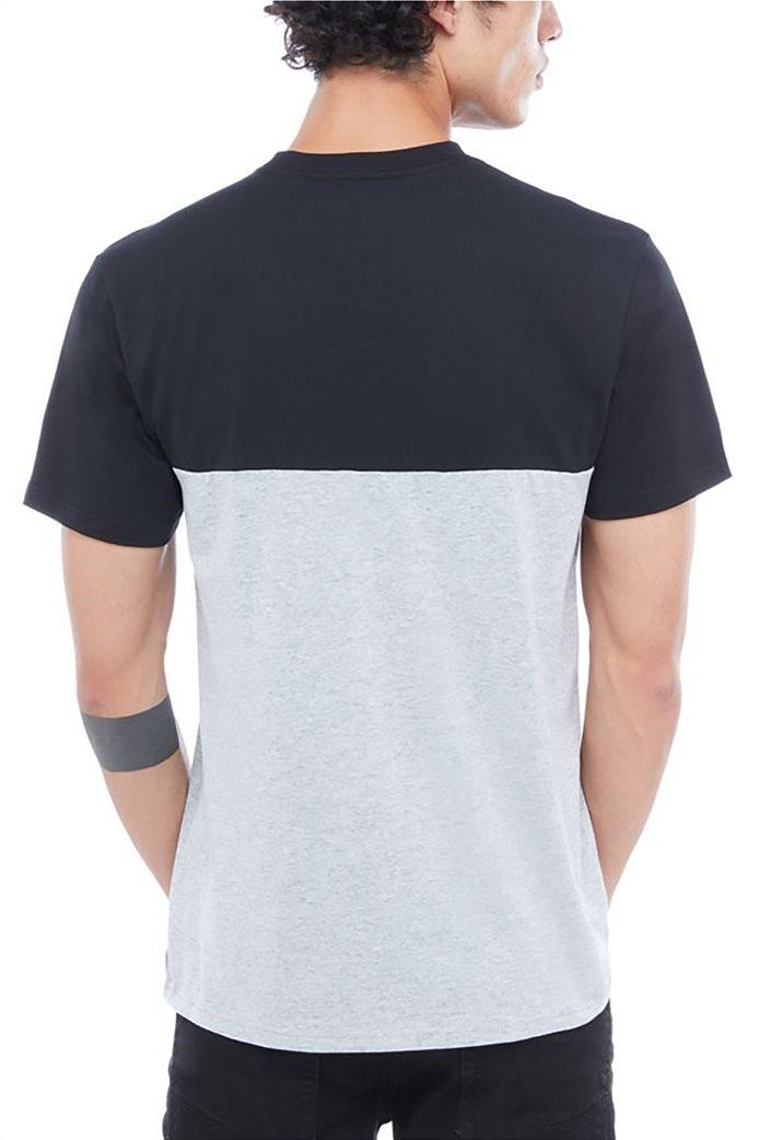 Vans ανδρικό T-shirt Colorblock 1