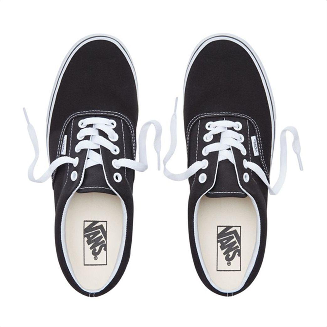 Vans unisex υφασμάτινα παπούτσια Εra Μαύρο 3