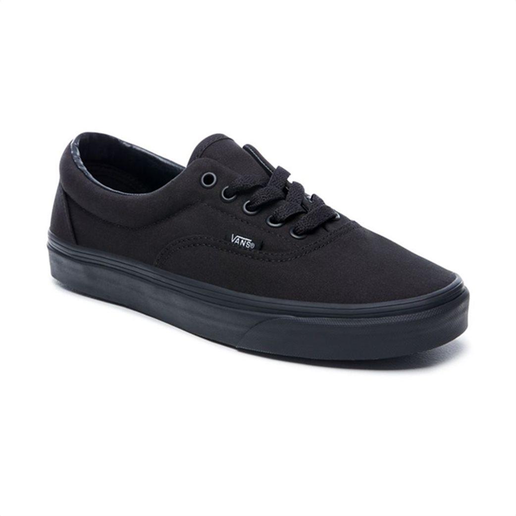 Vans unisex υφασμάτινα παπούτσια με μαύρη σόλα Era 2