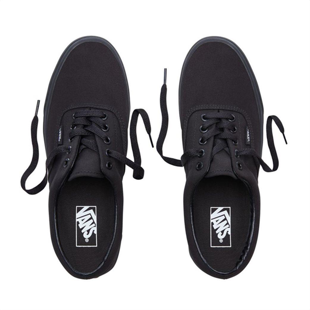 Vans unisex υφασμάτινα παπούτσια με μαύρη σόλα Era 3