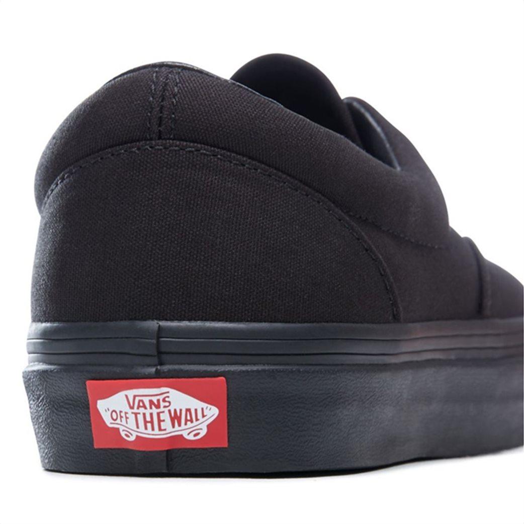 Vans unisex υφασμάτινα παπούτσια με μαύρη σόλα Era 4