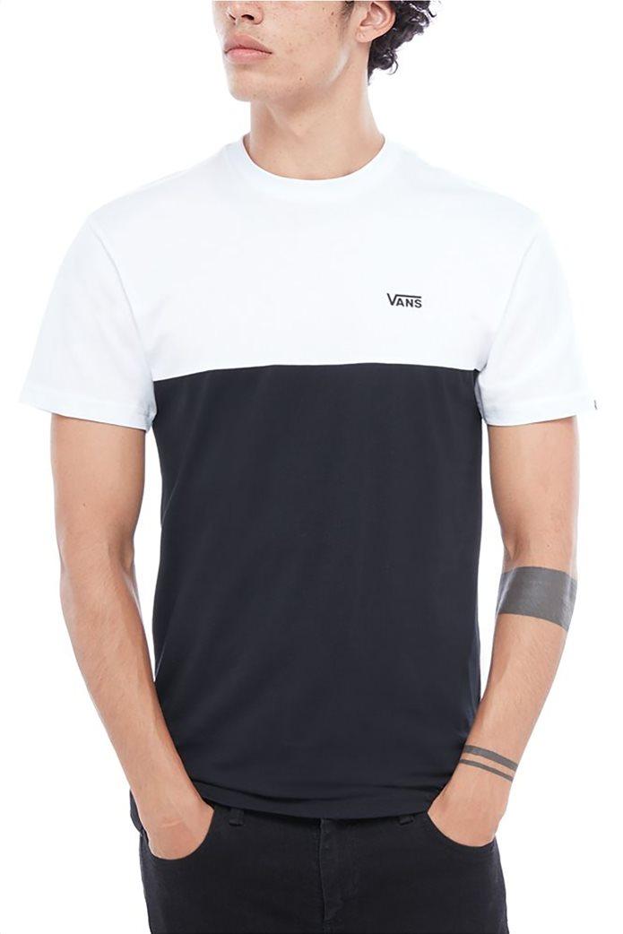 Vans Ανδρικό T-shirt Colorblock Tee 0