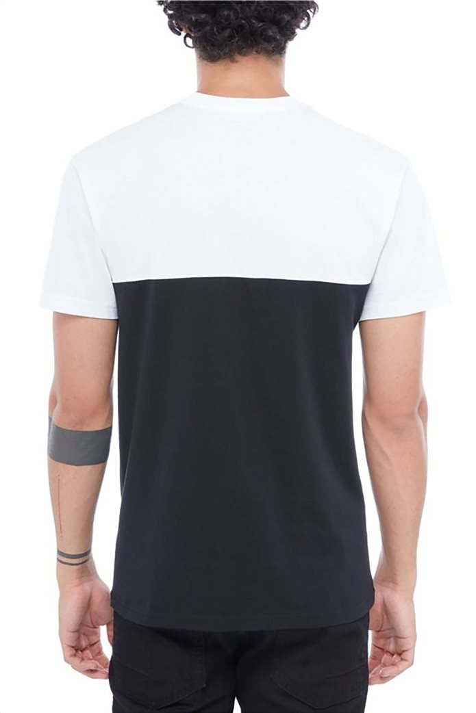 Vans Ανδρικό T-shirt Colorblock Tee 1