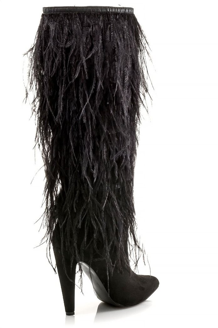 Steve Madden γυναικεία μποτά με φτερά 3