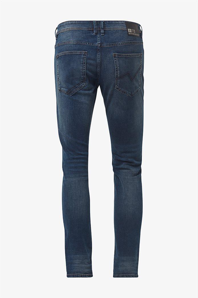 Tom Tailor ανδρικό τζην  παντελόνι πεντάτσεπο Slim fit Aedan 7