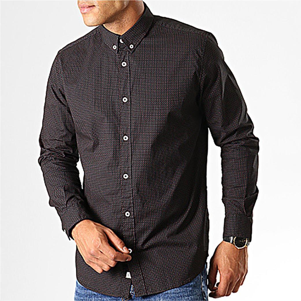 Tom Tailor ανδρικό καρό πουκάμισο Slim Fit 2