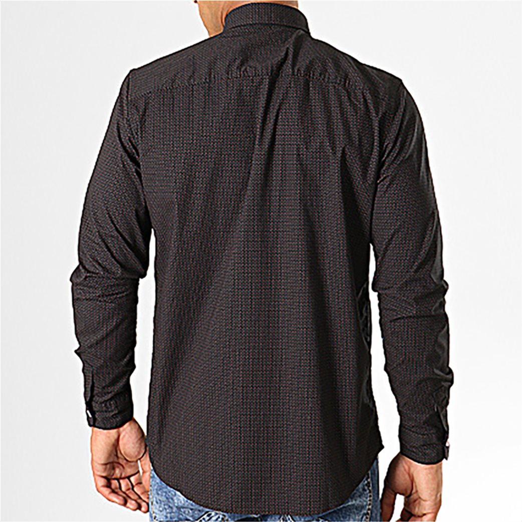 Tom Tailor ανδρικό καρό πουκάμισο Slim Fit 3