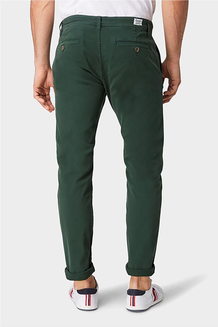 Tom Tailor ανδρικό chino παντελόνι μονόχρωμο 3