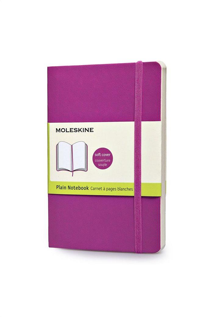 Σημειωματάριο  Plain Soft Pocket Moleskine 0