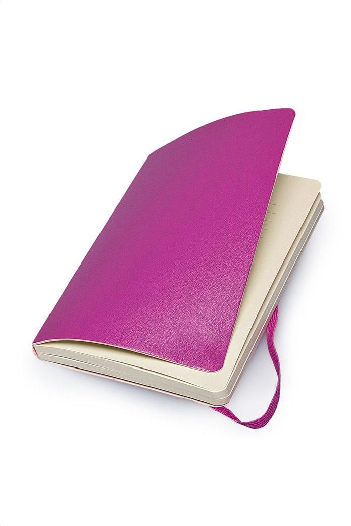 Σημειωματάριο  Plain Soft Pocket Moleskine 1